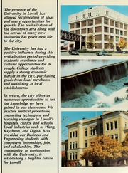 Page 13, 1984 Edition, University of Massachusetts Lowell - Knoll Yearbook (Lowell, MA) online yearbook collection