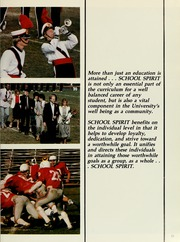 Page 15, 1984 Edition, University of Massachusetts Lowell - Knoll Yearbook (Lowell, MA) online yearbook collection
