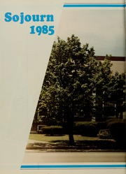 Page 6, 1985 Edition, University of Massachusetts Lowell - Knoll Yearbook (Lowell, MA) online yearbook collection