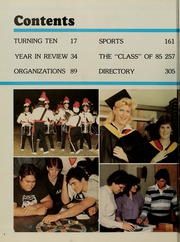 Page 8, 1985 Edition, University of Massachusetts Lowell - Knoll Yearbook (Lowell, MA) online yearbook collection