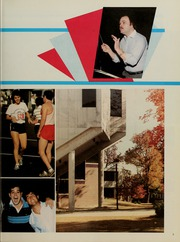 Page 9, 1985 Edition, University of Massachusetts Lowell - Knoll Yearbook (Lowell, MA) online yearbook collection