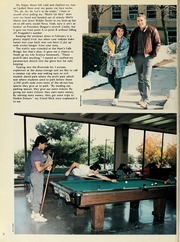 Page 8, 1988 Edition, University of Massachusetts Lowell - Knoll Yearbook (Lowell, MA) online yearbook collection