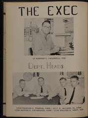 Page 8, 1953 Edition, Prichett (DD 561) - Naval Cruise Book online yearbook collection