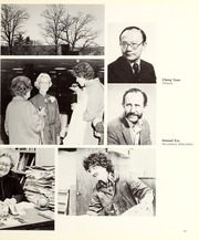 Page 63, 1980 Edition, Worcester State University - Oak Leaf Yearbook (Worcester, MA) online yearbook collection