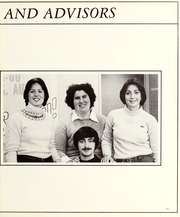 Page 69, 1980 Edition, Worcester State University - Oak Leaf Yearbook (Worcester, MA) online yearbook collection