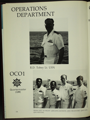Page 18, 1989 Edition, Reid (FFG 30) - Naval Cruise Book online yearbook collection