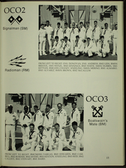 Page 19, 1989 Edition, Reid (FFG 30) - Naval Cruise Book online yearbook collection