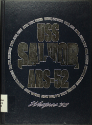 1998 Edition, Salvor (ARS 52) - Naval Cruise Book