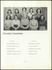 Page 17, 1949 Edition, Girls Latin School - Liber Annalis Yearbook (Boston, MA) online yearbook collection
