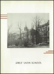 Page 6, 1949 Edition, Girls Latin School - Liber Annalis Yearbook (Boston, MA) online yearbook collection