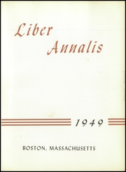 Page 7, 1949 Edition, Girls Latin School - Liber Annalis Yearbook (Boston, MA) online yearbook collection