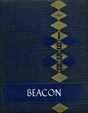 1958 Edition, Bromfield High School - Beacon Yearbook (Harvard, MA)