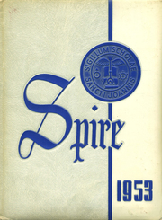 Page 1, 1953 Edition, St Johns Preparatory School - Spire Yearbook (Danvers, MA) online yearbook collection