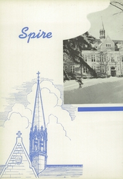 Page 6, 1953 Edition, St Johns Preparatory School - Spire Yearbook (Danvers, MA) online yearbook collection