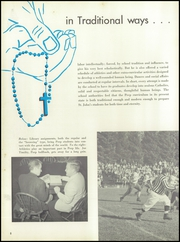 Page 12, 1957 Edition, St Johns Preparatory School - Spire Yearbook (Danvers, MA) online yearbook collection