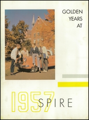 Page 6, 1957 Edition, St Johns Preparatory School - Spire Yearbook (Danvers, MA) online yearbook collection