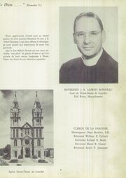 Page 13, 1953 Edition, Jesus Mary Academy - Echo Yearbook (Fall River, MA) online yearbook collection