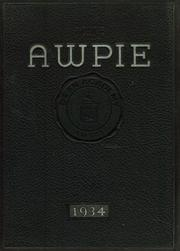 Page 1, 1934 Edition, Dean Academy - Blue Spruce Yearbook (Franklin, MA) online yearbook collection