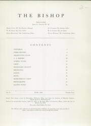 Page 3, 1942 Edition, Brooks School - Bishop Yearbook (North Andover, MA) online yearbook collection