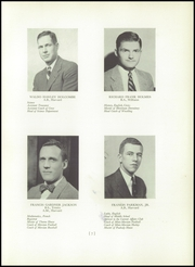 Page 11, 1950 Edition, Brooks School - Bishop Yearbook (North Andover, MA) online yearbook collection