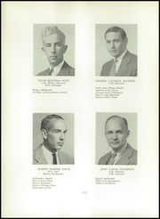 Page 12, 1950 Edition, Brooks School - Bishop Yearbook (North Andover, MA) online yearbook collection