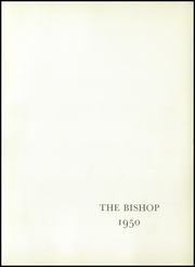 Page 5, 1950 Edition, Brooks School - Bishop Yearbook (North Andover, MA) online yearbook collection