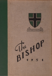 Brooks School - Bishop Yearbook (North Andover, MA) online yearbook collection, 1951 Edition, Page 1