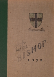 Brooks School - Bishop Yearbook (North Andover, MA) online yearbook collection, 1952 Edition, Page 1
