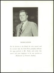 Page 7, 1959 Edition, Brooks School - Bishop Yearbook (North Andover, MA) online yearbook collection