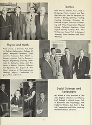 Page 13, 1954 Edition, Bradford Durfee College of Technology - Alethea Yearbook (Fall River, MA) online yearbook collection