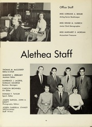 Page 14, 1954 Edition, Bradford Durfee College of Technology - Alethea Yearbook (Fall River, MA) online yearbook collection
