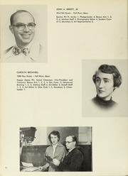 Page 16, 1954 Edition, Bradford Durfee College of Technology - Alethea Yearbook (Fall River, MA) online yearbook collection