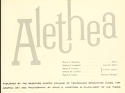 Page 5, 1959 Edition, Bradford Durfee College of Technology - Alethea Yearbook (Fall River, MA) online yearbook collection