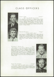 Page 10, 1949 Edition, Yarmouth High School - Green Wave Yearbook (Yarmouth, MA) online yearbook collection