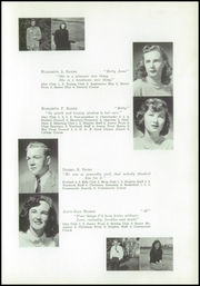 Page 11, 1949 Edition, Yarmouth High School - Green Wave Yearbook (Yarmouth, MA) online yearbook collection