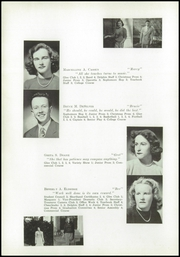 Page 12, 1949 Edition, Yarmouth High School - Green Wave Yearbook (Yarmouth, MA) online yearbook collection