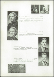 Page 14, 1949 Edition, Yarmouth High School - Green Wave Yearbook (Yarmouth, MA) online yearbook collection
