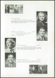 Page 15, 1949 Edition, Yarmouth High School - Green Wave Yearbook (Yarmouth, MA) online yearbook collection