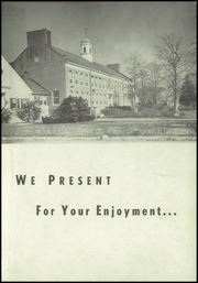 Page 3, 1949 Edition, Yarmouth High School - Green Wave Yearbook (Yarmouth, MA) online yearbook collection