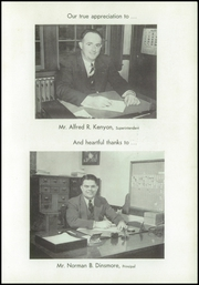 Page 7, 1949 Edition, Yarmouth High School - Green Wave Yearbook (Yarmouth, MA) online yearbook collection