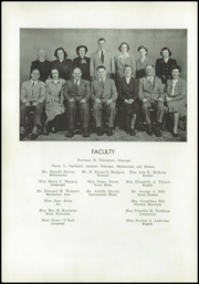 Page 8, 1949 Edition, Yarmouth High School - Green Wave Yearbook (Yarmouth, MA) online yearbook collection