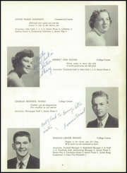 Page 13, 1955 Edition, Yarmouth High School - Green Wave Yearbook (Yarmouth, MA) online yearbook collection