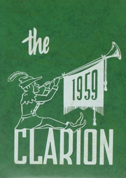 1959 Edition, Westford Academy - Clarion Yearbook (Westford, MA)
