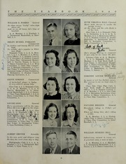 Page 13, 1940 Edition, Whitman High School - Spotlight Yearbook (Whitman, MA) online yearbook collection