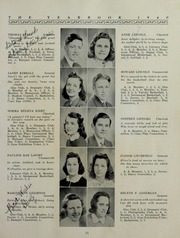 Page 15, 1940 Edition, Whitman High School - Spotlight Yearbook (Whitman, MA) online yearbook collection