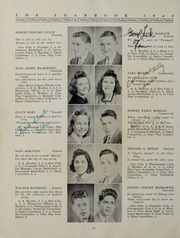 Page 16, 1940 Edition, Whitman High School - Spotlight Yearbook (Whitman, MA) online yearbook collection