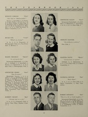 Page 12, 1942 Edition, Whitman High School - Spotlight Yearbook (Whitman, MA) online yearbook collection