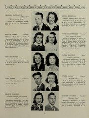 Page 13, 1942 Edition, Whitman High School - Spotlight Yearbook (Whitman, MA) online yearbook collection