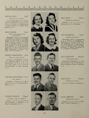 Page 14, 1942 Edition, Whitman High School - Spotlight Yearbook (Whitman, MA) online yearbook collection