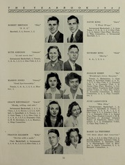 Page 15, 1942 Edition, Whitman High School - Spotlight Yearbook (Whitman, MA) online yearbook collection